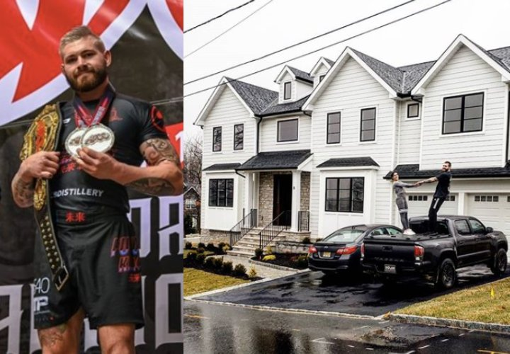 Gordon Ryan is Leaving New Jersey; Lists His Home For Sale for $1.25 Million