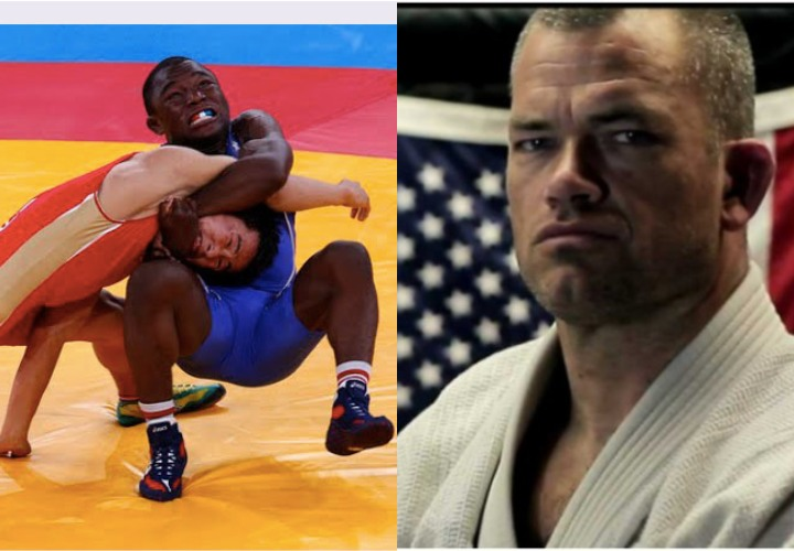 Ex-Navy SEAL Commander Jocko Willink: a Jiu Jitsu Only Guy Beats Wrestling Only Guy 9 Times Out of 10 In A Real Fight