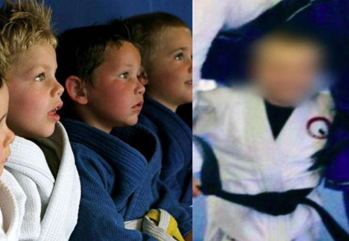 Ribeiro BJJ Affiliate In Oregon Promoting Children to 'Junior Black Belt'