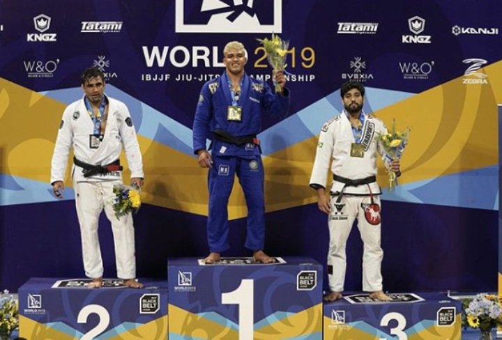 Breaking: Kaynan Duarte Tests Positive for PEDs; Stripped Of 2019 World Title