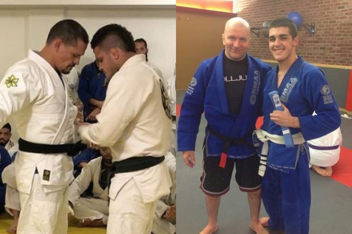 Saulo Ribeiro & John Danaher On Why You Shouldn't Care About Your BJJ Belt Progression