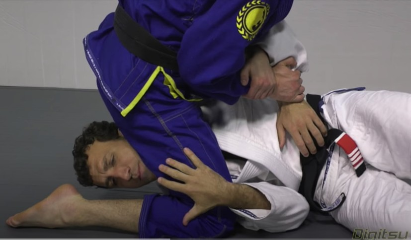 Escape The Worst Position in Jiu-Jitsu, North-South Kimura With This Simple Movement