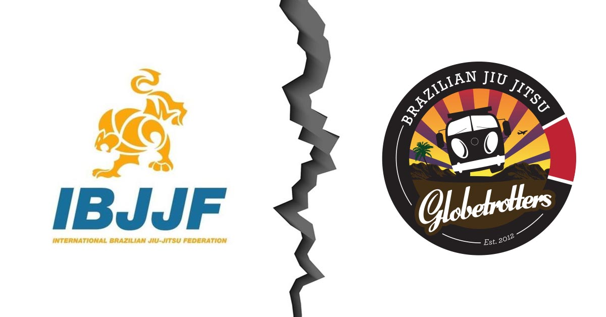 IBJJF Bans BJJ Globetrotters Association