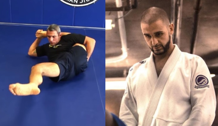 Firas Zahabi Does Not Believe In Benefits of Yoga For BJJ