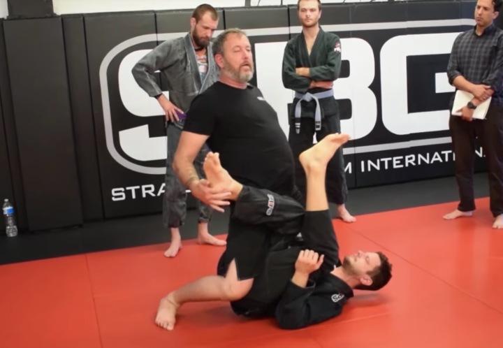 Smash Through Guards By Breaking Frames in Jiu Jitsu