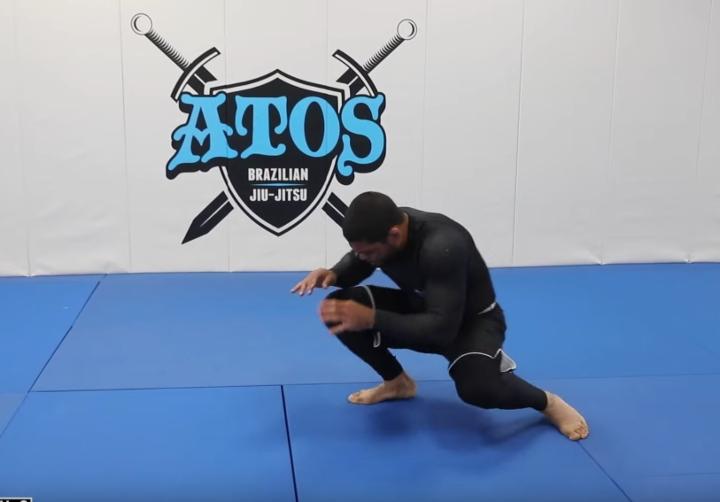 Andre Galvao's Solo Drill Circuit Training To Get You in Shape for Jiu-Jitsu