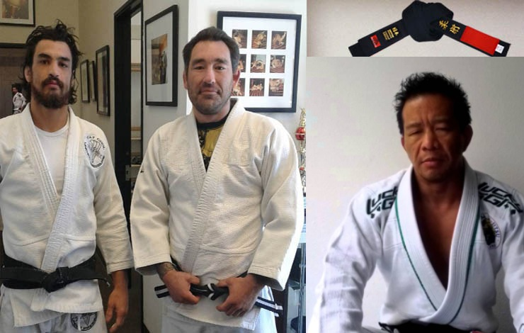 Instructor Explains Reasoning on Why Visiting Black Belts Can't Wear Black Belts From Other Lineage