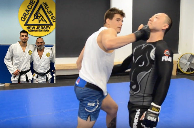 Opponent Has An Underhook? Mickey Gall Shows The Gracie Shoulder Rip