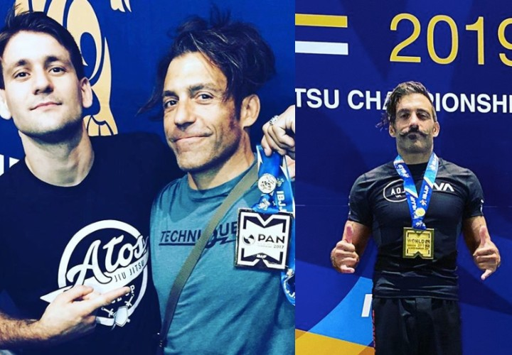 Master BJJ World Champion Nick 'The Tooth' Gullo Infected with Coronavirus