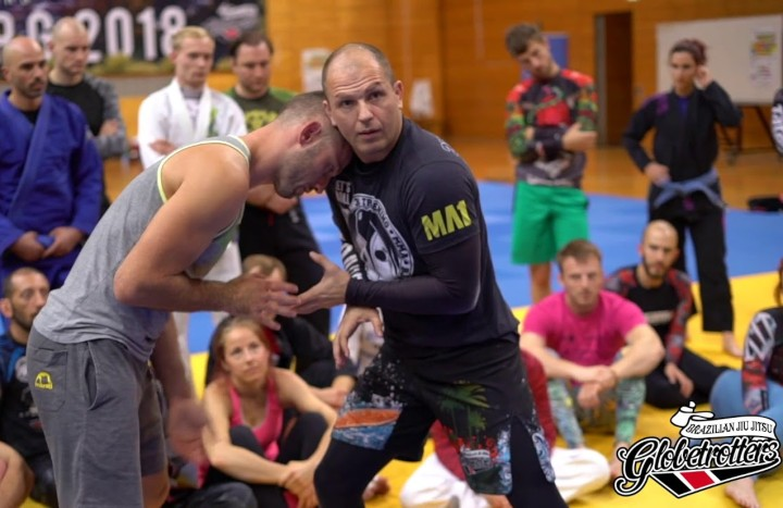 Priit Mihkelson On Why BJJ Must Be Taught as a SPORT & NOT an ART