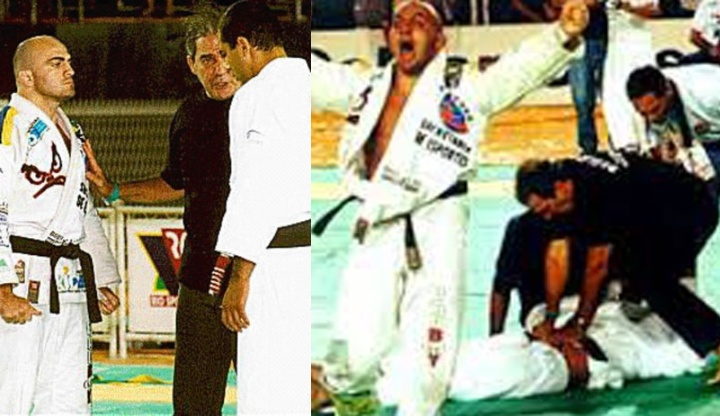 The Match That Shocked The World: Wallid Ismail-Royce Gracie