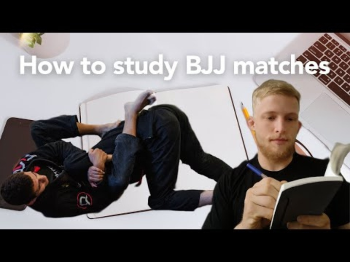 How To Make Your Game Improve by Studying BJJ Matches