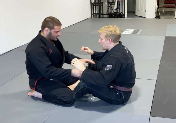 This Butterfly Guard Pass Is So Simple That It Works Every Time