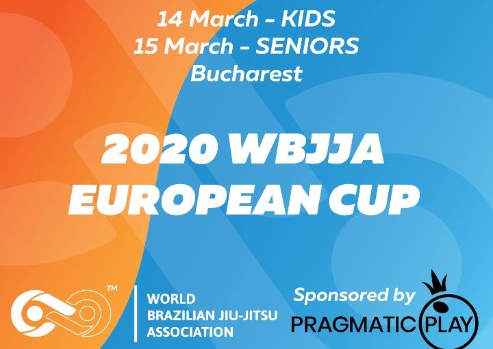 Seniors WBJJA European Open Cup Gi & No Gi To Be Held in Bucharest, Romania