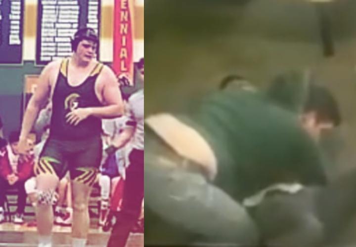Teen Wrestling Champ Body Slams Suspect, Stops Kidnapping of Children