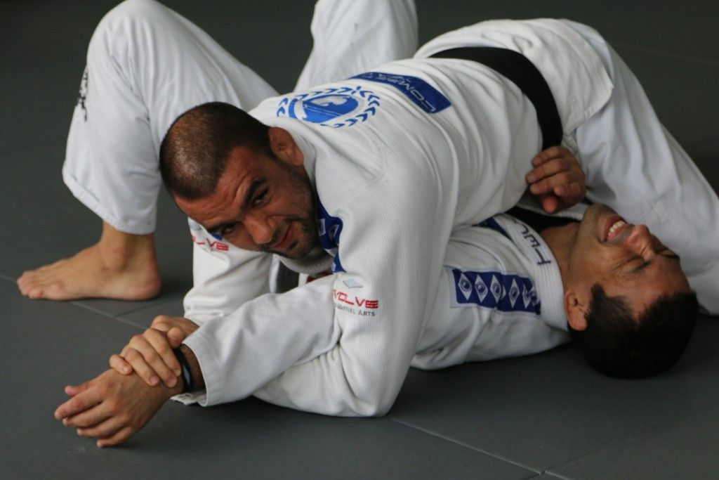5 Sparring Goals Every BJJ Student Must Commit To