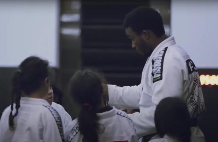 The Saint of Crackland – A Jiu-Jitsu Story