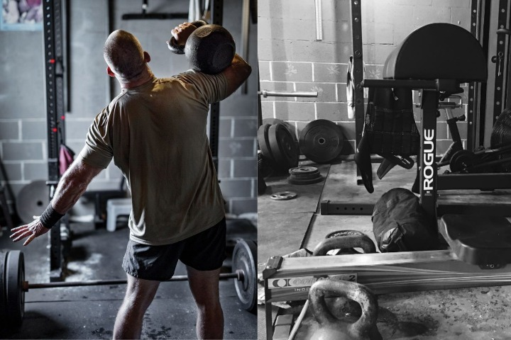 Build Yourself A Perfect Home Gym Like Jocko Willink's