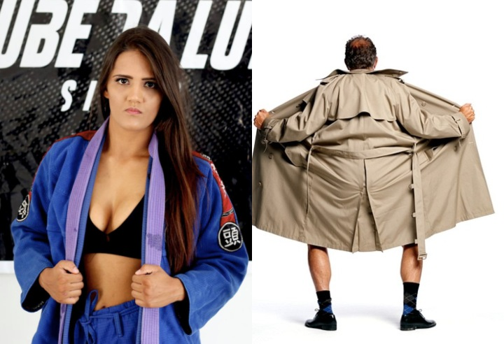 MMA & BJJ Fighter Maria Ribeiro Helps Arrest Alleged Flasher