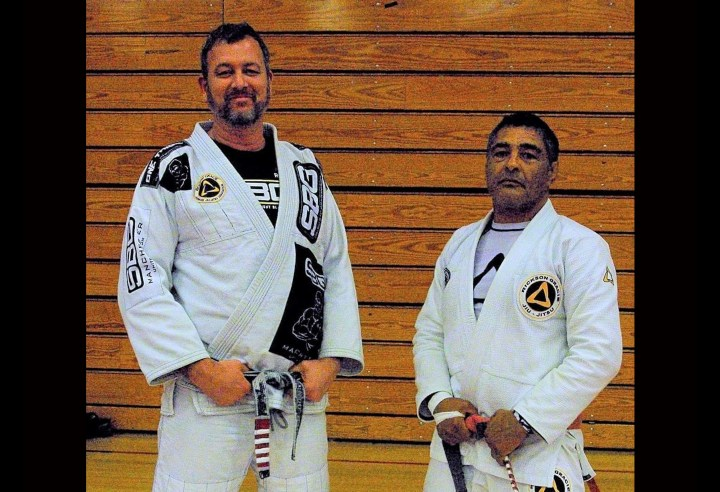 Matt Thornton: 'Our 2 Year Blue Belts Were Wiping The Floor with Krav Maga Instructors'