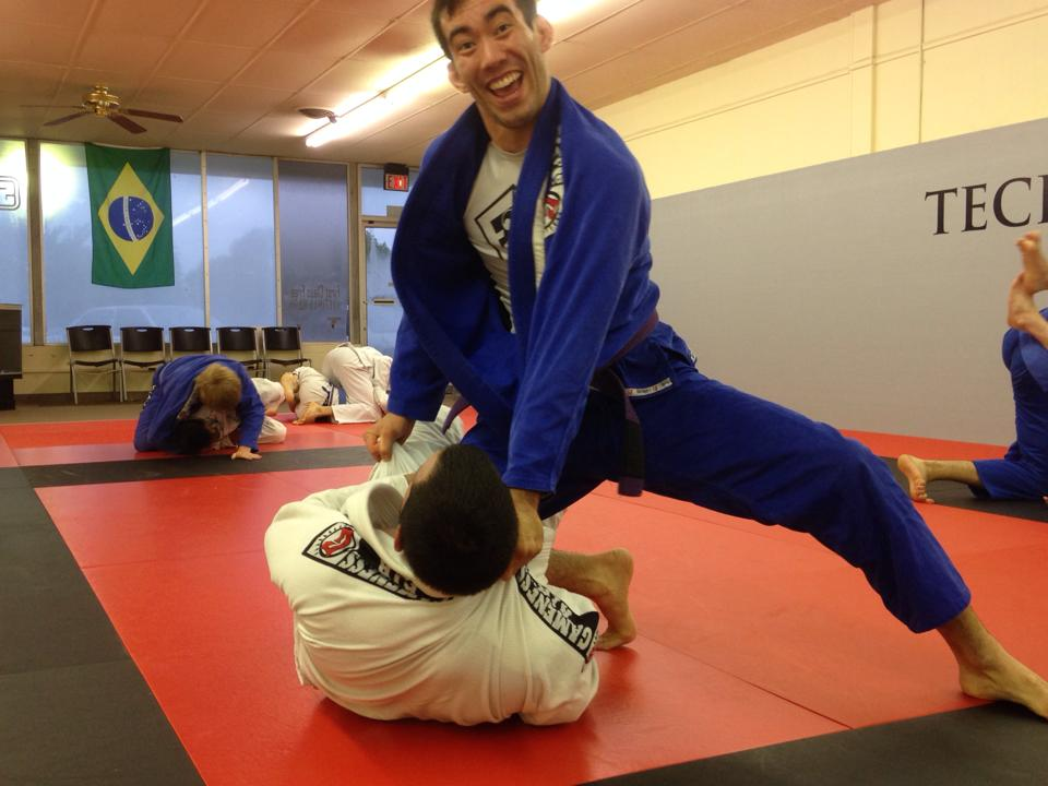 How To Handle a BJJ Training Partner That Makes Your Life a Living Hell