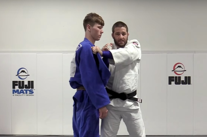 Key Details For Setting Up A Perfect Ippon Seoi Nage