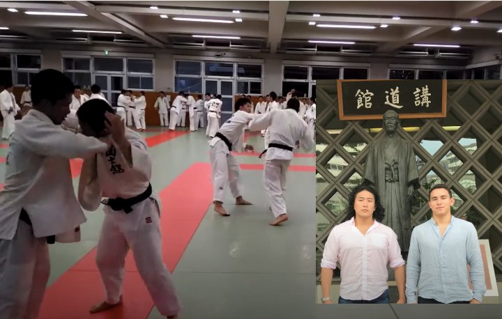 What it's Really Like To Train Judo in Japan