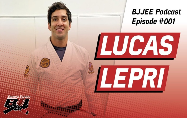 BJJEE Podcast #1 – Lucas Lepri On Tough Road To Becoming a Champion, Improving Faster & Avoiding Injuries