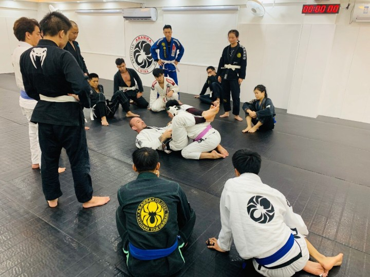 What Does Post-Virus Life Look Like For a BJJ Academy in China?