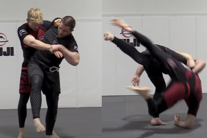 No Gi Uchi Mata Variations That You Can Use Right Now!