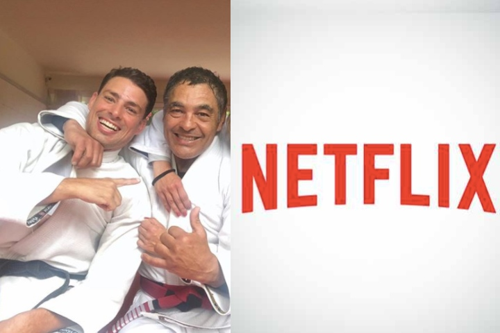 This is The Actor Who Will Play Rickson Gracie in Upcoming Netflix Movie