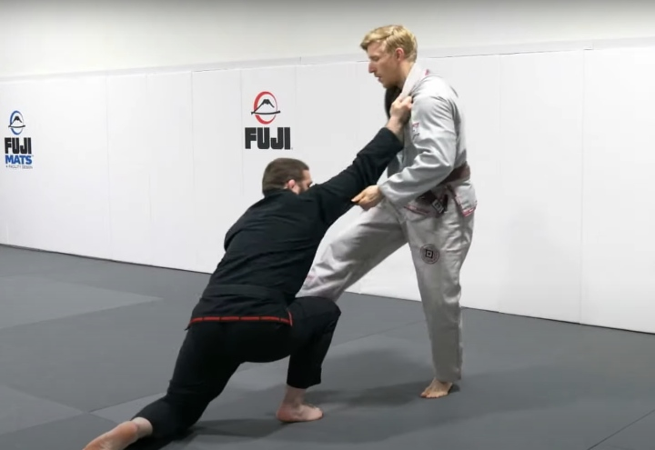 These Are the Highest Percentage Takedowns For BJJ