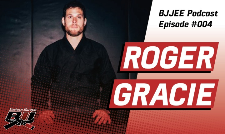 BJJEE Podcast #4 – Roger Gracie On How He Kept In Shape During the Quarantine, Training Regimen After His Retirement & Not Always Winning in Training