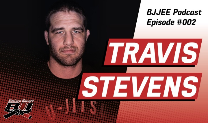 BJJEE Podcast #2- Travis Stevens on Why BJJ Students Don't Progress as Much as they Could, Training Under Danaher & More