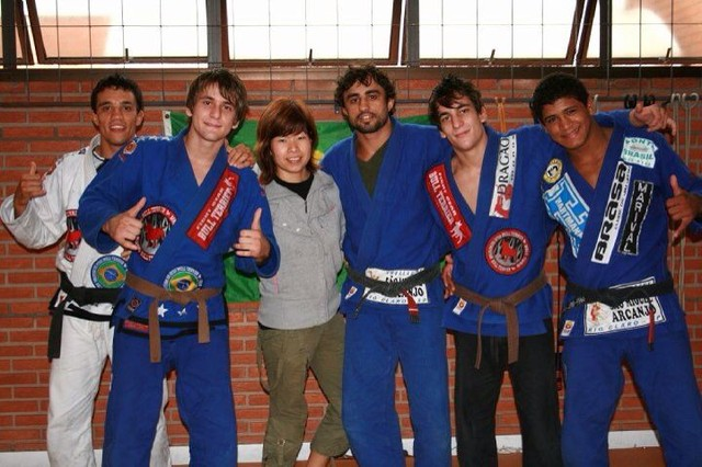 American Black Belt Recalls What It Was Like Training at the Original Atos Academy in Brazil