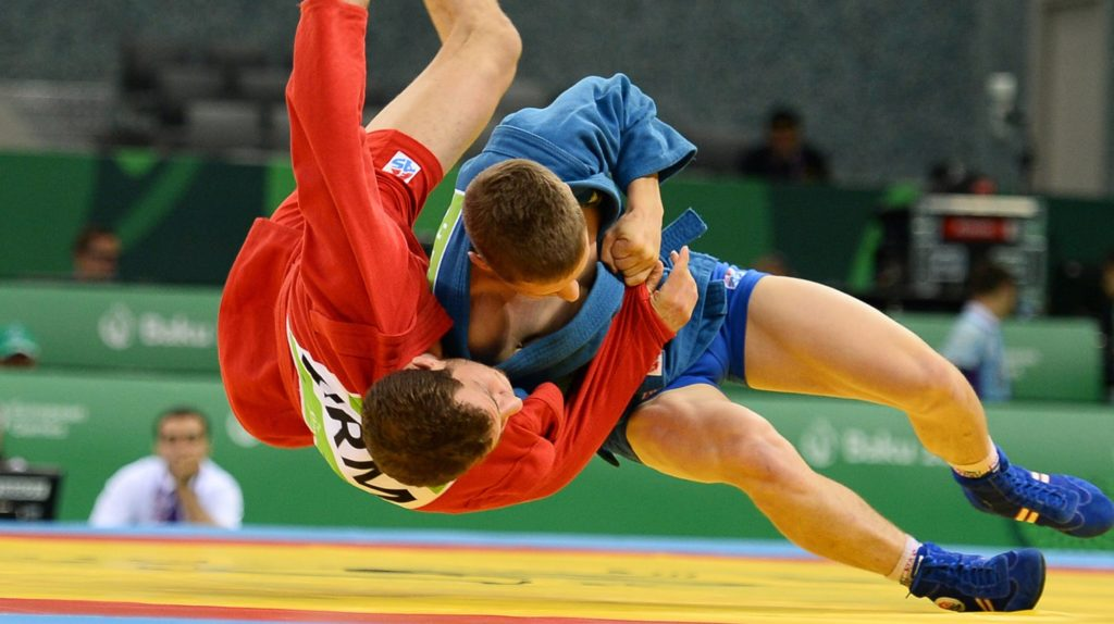 The History And Origins Of Sambo