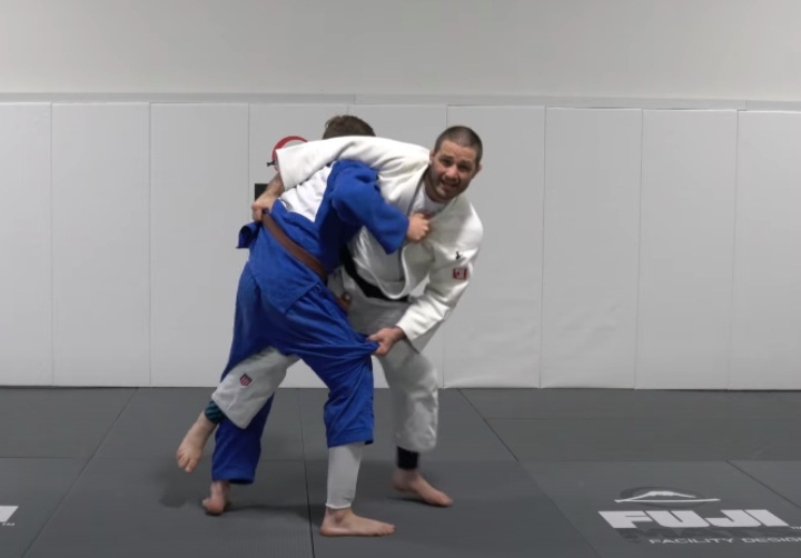 The Best Leg Grab Banned in Judo With Olympic Medalist Travis Stevens