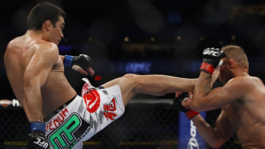 Top 5 Head Kick KO's In MMA History