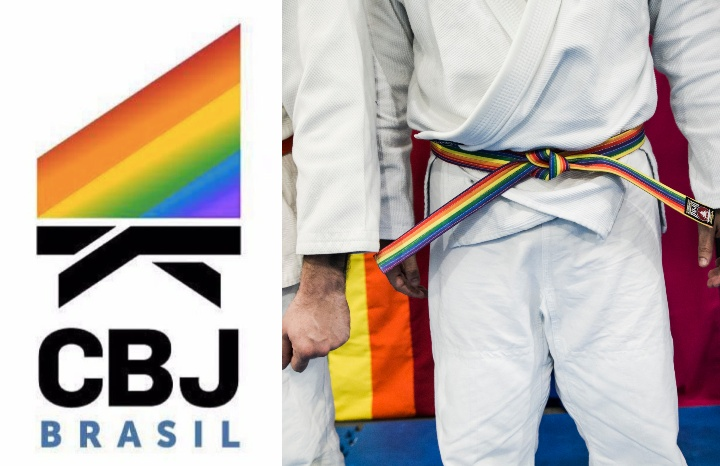 BJJ Instructor Introduces Rainbow Belt To Show Support For Gay Rights