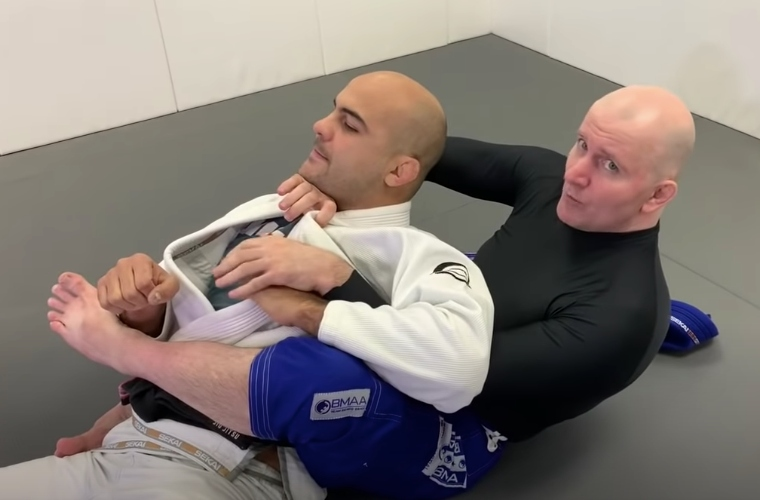 John Danaher On Why You Should Always Favor Strangles Over All Other BJJ Techniques