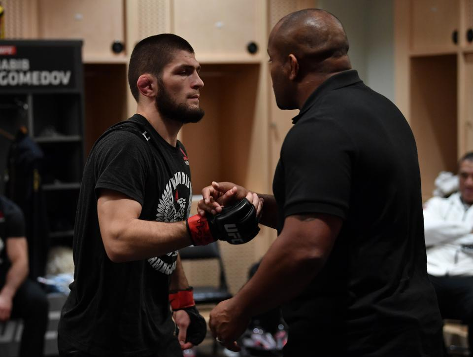 DC: 'I Don't Know What's Gonna Happen to Khabib's Career After His Dad's Death