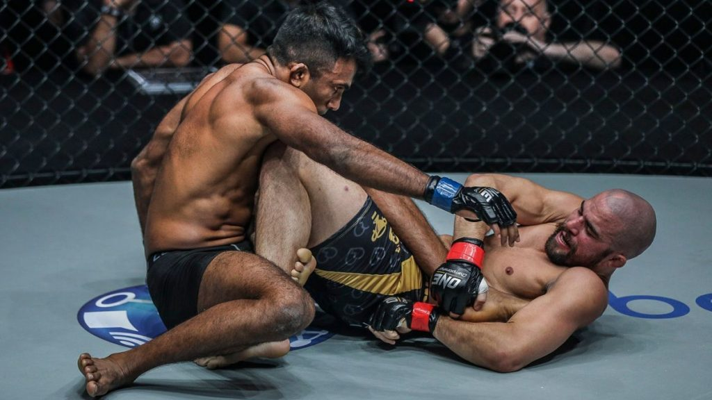 The 5 Best BJJ Stars In MMA Today