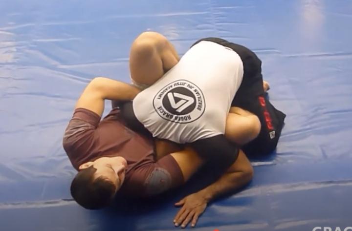 Roger Gracie Teaches Detail Not To Lose The Guillotine in Jiu-Jitsu