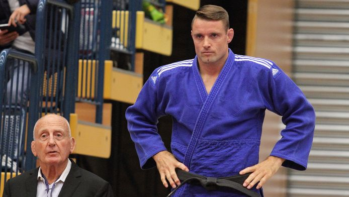 The Time a Judo Olympic Gold Medalist Competed in a Local BJJ Tournament