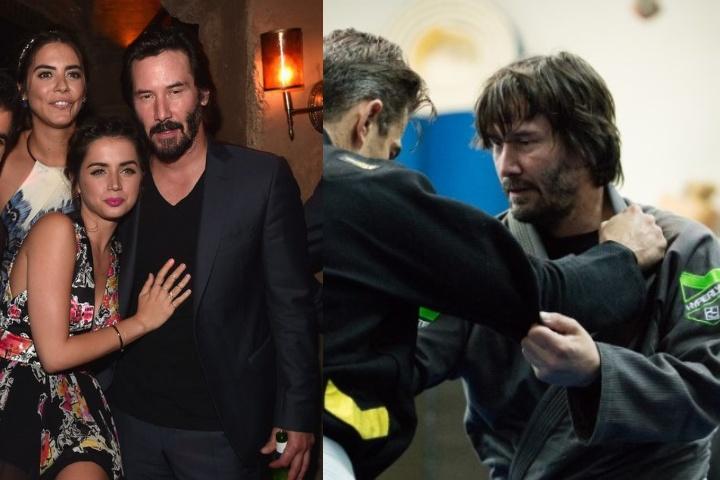 Keanu Reeves: 'Тhe Deeper Yоu Get into Jiu-Jitsu, You Get Less of a Normal Life'