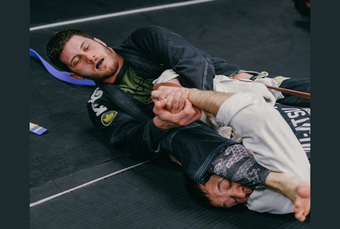 A New White Belt Just Tapped Me Out… What's Happening?