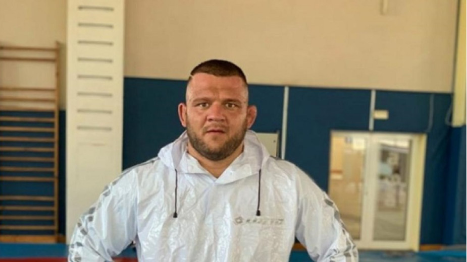 33 yr old Bulgarian National Wrestling Champion Dies of COVID-19