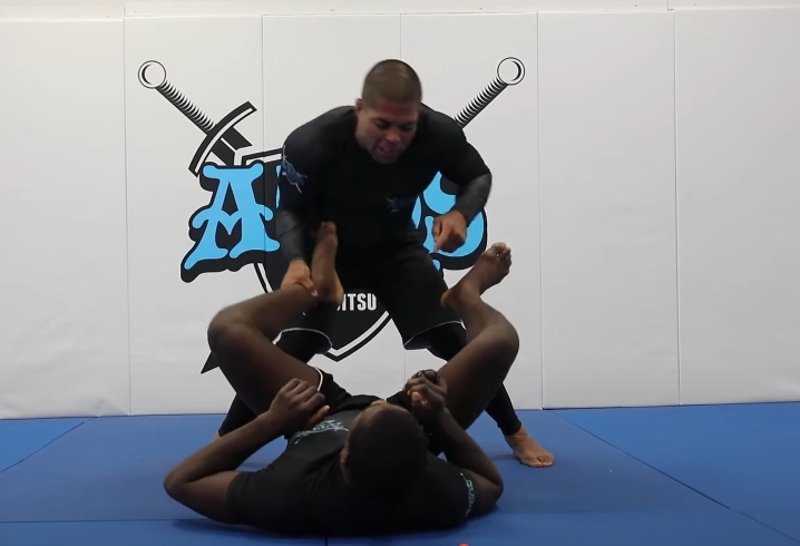 Upgrade Your Toreando Guard Pass With These Tips From Andre Galvao