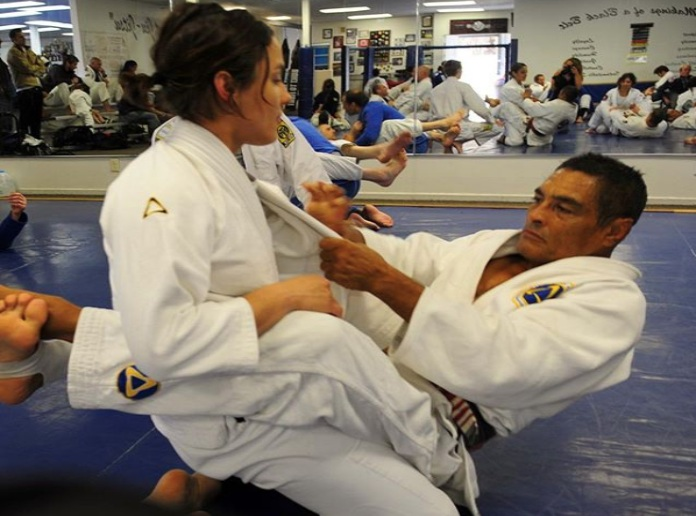 Make Your Closed Guard Lethal with Rickson Gracie's Invisible Concepts