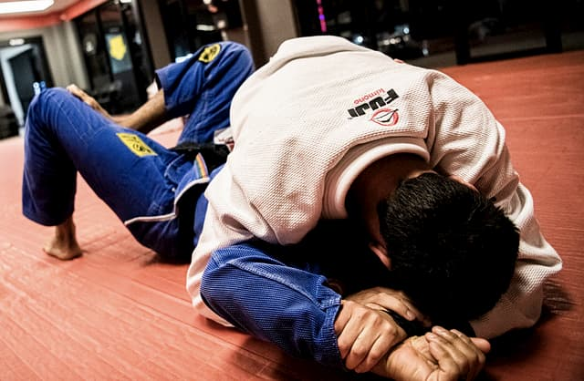 Technique Aside, BJJ Practitioners Are Terrible Athletes